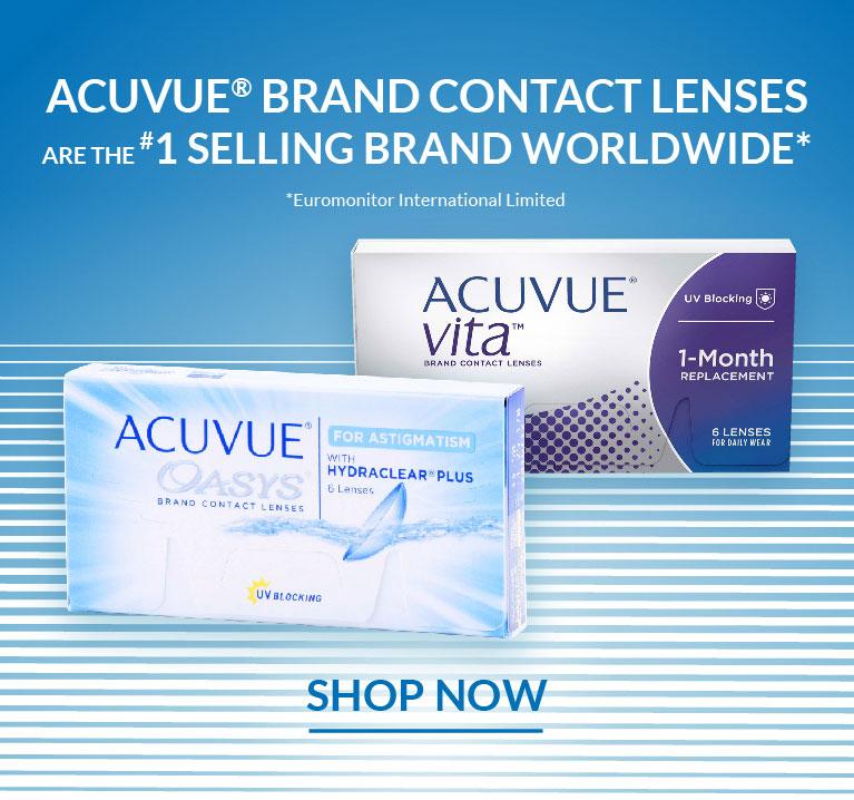 Shop Acuvue Lenses