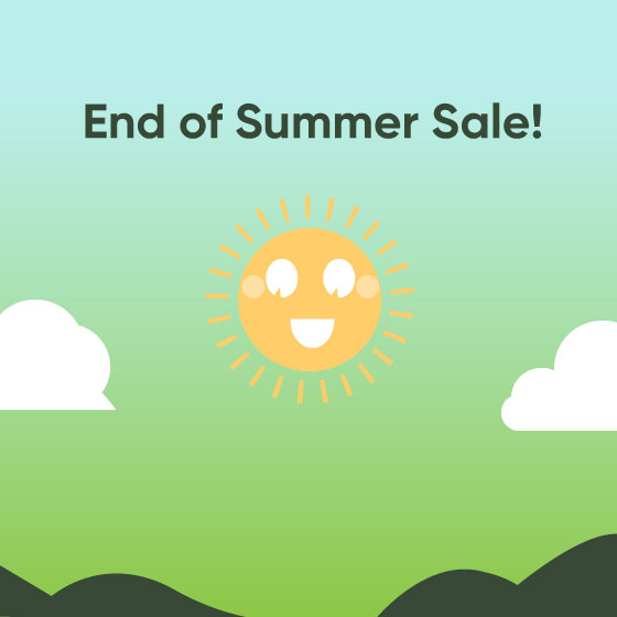 Shop End of Summer Sales